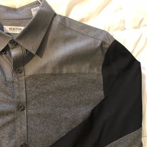 Kenneth Cole Reaction button down long sleeve